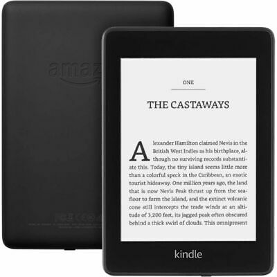 Amazon Kindle Paperwhite with Special Offers 8GB Wifi Black