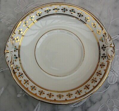 Cake Plate, Early 1900's Art Deco.. Superb Quality, Good used condition.