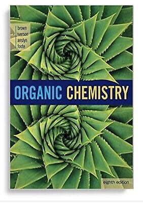 PDF Organic Chemistry 8th Edition by Brown, Iverson, Anslyn, Foote - INSTANT PDF