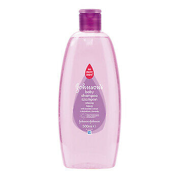 J & J Baby, Johnson's Baby, soothing shampoo with lavender extract, 500ml