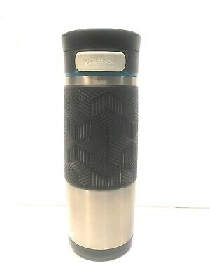 Contigo AUTOSEAL Transit Stainless Steel Travel Mug coffee mug 16oz / FREE SHIP!