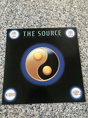 Osamu Kitajima: The Source (Vinyl)