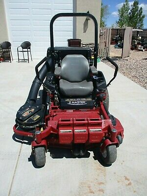 TORO Z MASTER Commercial Zero Turn Nice Lawn Mower Deck needs New