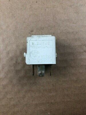 BMW 7 Series E38 Relay Control Module Unit 1729004