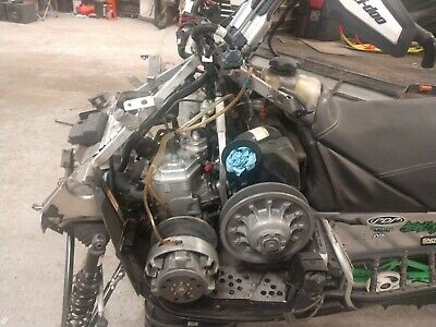Snowmobile for parts or rebuild