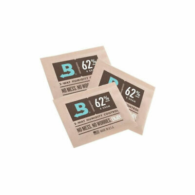 Boveda Humidity Control 4/8/67/320 Gram Humidipak Cure Store Flowers Herbs