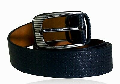 New Mens Genuine Full Grain Cow Leather Premium Quality Jeans Casual Smart Belt