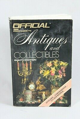 The Official Price Guide To Antiques & Collectibles 1987