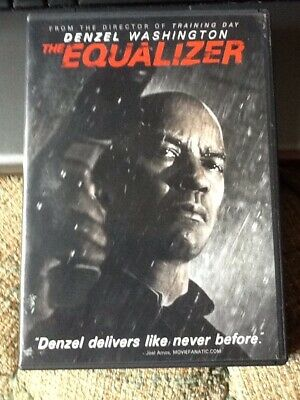 The Equalizer - DVD - Denzel Washington