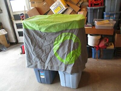 John Bartlett pet Advertising Table Cloth Cover Store Display about 42 Diameter