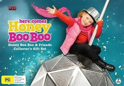Here Comes Honey Boo Boo & Friends (7 DVDs) - Brand New - Region 4 - Aust Seller