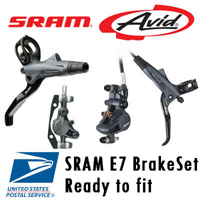 Sram AVID Elixir 1 E1 Disc Hydraulic Brake Set with HS1 G3 Cycling MTB