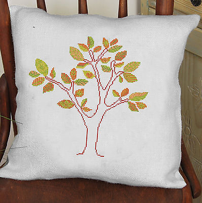 Autumn Counted Cross Stitch Kit - Anette Eriksson