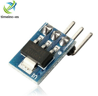 2PCS AMS1117-3.3 DC 5V to 3.3V Step-Down Power Supply Module LDO 800MA LDO