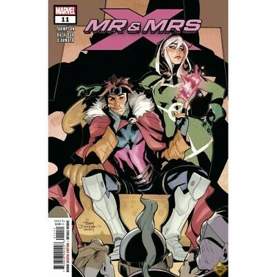Mr And Mrs X -11 - Marvel - 22/05/2019