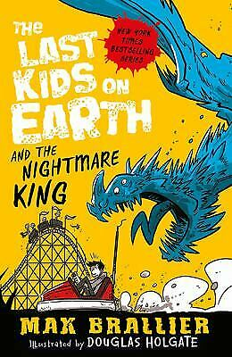 Last Kids on Earth and the Nightmare King-ExLibrar