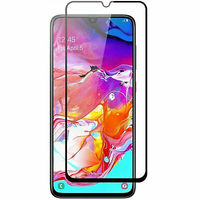 For Samsung Galaxy A10 Tempered Glass Screen Protector Full Coverage