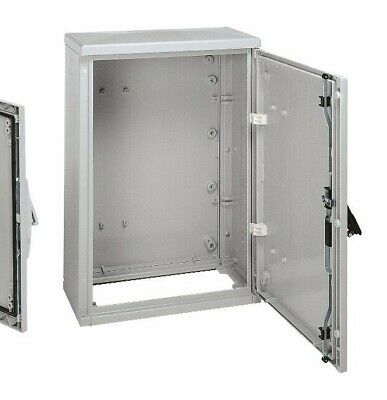 Electrical Floor Standing Enclosure Box Kiosk Cabinet 850x785x320 mm Schneider