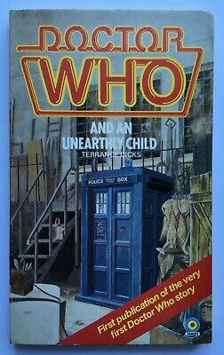 Doctor Who and an Unearthly Child - Target 68  - Terrance Dicks