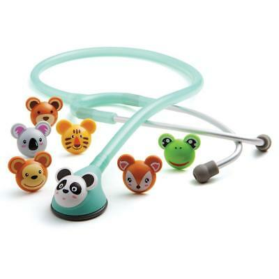 """ADC 618SF Ad Scope Adimals 618 Paediatric Stethoscope With Tuneable AFD Sea 30"""""""
