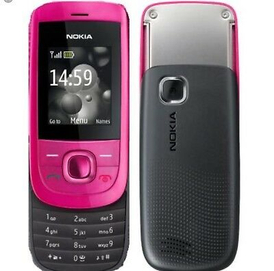 Dummy Nokia 2220 Pink Mobile Cell Phone Toy Fake Replica