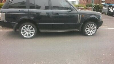 ******Unusual Sale Of Range Rover Vogue L322 With Lpg****** Due To A Disability.
