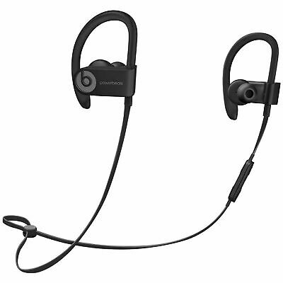 Apple Beats by Dr. Dre Powerbeats 3 Wireless Bluetooth Ear-Hook Headphones Black