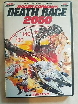 ROGER CORMAN'S DEATH RACE 2050 (DVD) *Combine Shipping & SAVE! Ships FAST!!!