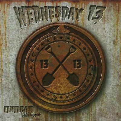 Wednesday 13 - Undead Unplugged CD ALBUM NEW (13TH JUNE)