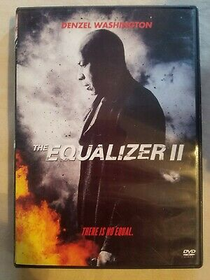 Equalizer 2 (DVD 2018) Denzel Washington **Combine Shipping & SAVE! Ships FAST!!