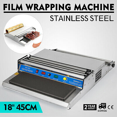 SEMI OR AUTOMATIC Wrapping wrap stretch film rotative arm Machine