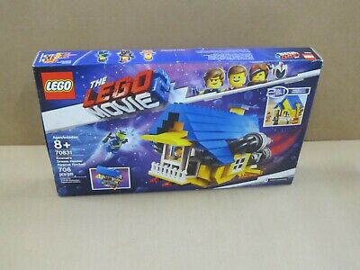 Lego 70831 The Lego Movie 2 Emmets Dream House/Rescue Rocket Building Kit