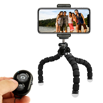 iPhone Tripod with Remote - KobraTech TriFlex Mini Tripod