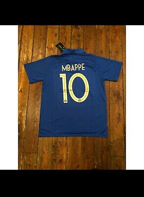 later new style detailed images MAILLOT EQUIPE DE France 2 Etoiles Version 100 ans FFF ...