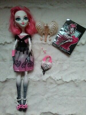 Monster High doll , CA Cupid 1600 / w ring