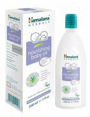 Himalaya, Nourishing Essential Oil for Children, 200ml