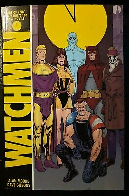 Watchmen by Alan Moore, Dave Gibbons (Paperback, 1987) like new
