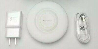 AUTHENTIC Samsung Wireless Charger Fast Charge Pad Qi EP-P3100TWEGUS