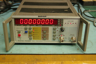 Racal 1998 Frequency Counter 10hz to 1.3 GHZ with options
