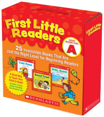 Schecter, Deborah-First Little Readers Guided Reading Leve (US IMPORT) BOOK NEW