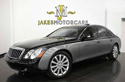 2009 Maybach 57 S ($415K MSRP) 2009 MAYBACH 57s ~ $415K MSRP~ HIGHLY OPTIONED~ 33K MILES~ IMMACULATE CAR!