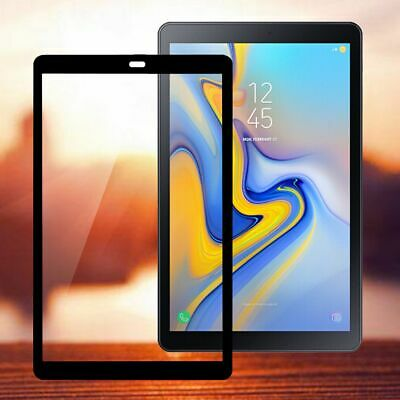 9H Full Cover Tempered Glass Screen Protector For Samsung Galaxy Tab A T590 T595