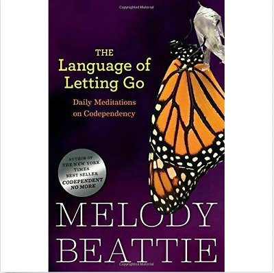 The Language of Letting Go by Melody Beattie (1990,eBooks)