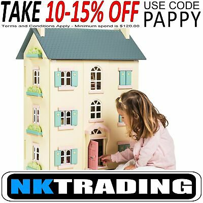 Le Toy Van Cherry Tree Dolls House Furniture and Nurs XTRA 3% OFF use code PLACE