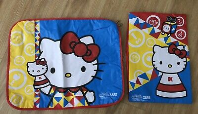2x Hello Kitty Travel Luggage Organizer Storage Packing Bags for Clothing/ Shoes