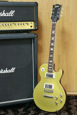 1970 made vintage guitar Les Paul Standard type EG-360GS Gold Top Made in Japan