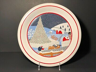 Epoch TWAS THE NIGHT BEFORE CHRISTMAS Round Chop/Platter