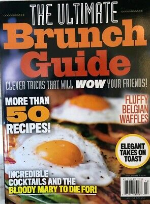 AMi THE ULTIMATE BRUNCH GUIDE MORE THAN 50 RECIPES 2019 taste of home cooks