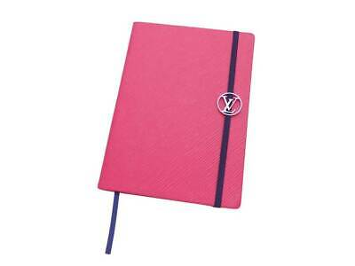 Auth Louis Vuitton Epi Gustave MM Notebook Dark Pink Epi Leather - e40865