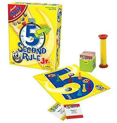 5 Second Rule Jr. Board Game